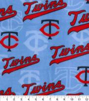 Minnesota Twins Fleece Fabric-Cooperstown, , hi-res