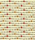 Harvest Cotton Fabric -Fall is in the Air
