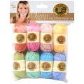 Lion Brand Vanna\u0027s Palette Bonbons Yarn 8/Pkg- Peaceful