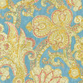 Home Decor 8\u0022x8\u0022 Swatch Fabric-Waverly Grand Gesture Aegean