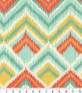 Home Essentials Caribbean Lightweight Decor Fabric 45\u0022-On the Rise