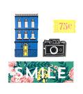 Maggie Holmes Stickers-Flourish