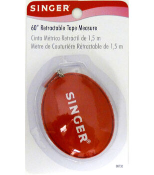 "60"" Retractable Tape Measure"