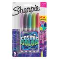 Sharpie Fine Cosmic Color Marker Set-5 Count