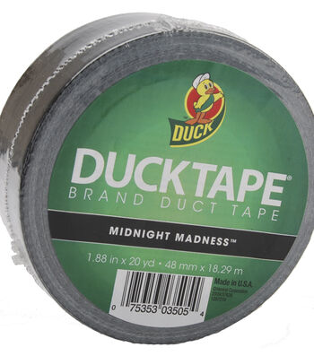 "ShurTech Brands 1.88""x20yds Colored Duck Tape"