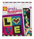 Alex Toys Simply Needlepoint Love