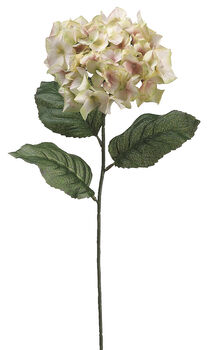 "Bloom Room 30"" Hydrangea Stem-Pink Sage"