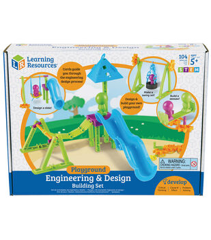Playground Engineering & Design STEM Building Set