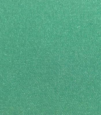 "Glitterbug Satin Fabric 45""-Solid Light Blue"
