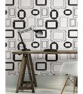 WallPopsNuWallpaperPhoto Opp Frames Peel And Stick Wallpaper