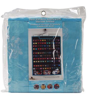 DMC 34.25''x24.25'' Door Hanging Needlework Organizer