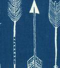 P/K Lifestyles Upholstery Fabric 13x13\u0022 Swatch-Lovestruck Ink