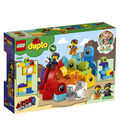 LEGO DUPLO Emmet & Lucy\u0027s Visitors from the DUPLO Planet