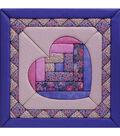Heart Quilt Magic Kit-12\u0022X12\u0022