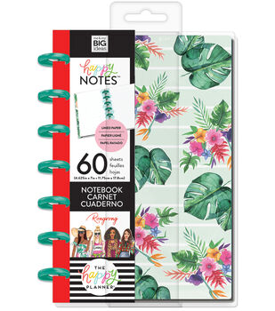 The Happy Planner x Rongrong Mini Happy Notes-Tropical Vibes