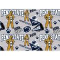 Penn State University Nittany Lions Cotton Fabric-Collegiate Mascot