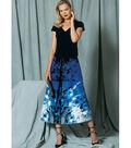 Vogue Pattern V1519 Misses\u0027 Surplice Top & Pleated Skirt-Size 14-22