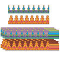 Scholastic Teaching Resources Classroom Crown Designs, 36 Per Pack