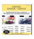 Me And My Big Ideas Storage Labels-Garage, 80/Pkg