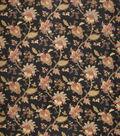 Home Decor 8\u0022x8\u0022 Fabric Swatch-SMC Designs Engage / Fiesta Black