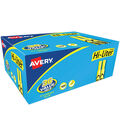 Avery Hi-Liter 36 pk Desk-Style Highlighters-Yellow