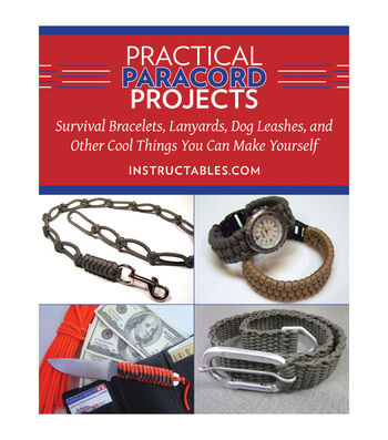 Practical Paracord Projects Book