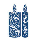 Tattered Lace Metal Die-Candle