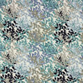 Home Essentials Décor Fabric-Mendy Bluestone