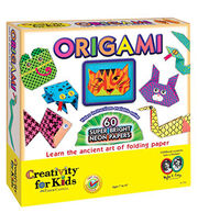 Creativity for Kids Origami Craft Kit, , hi-res