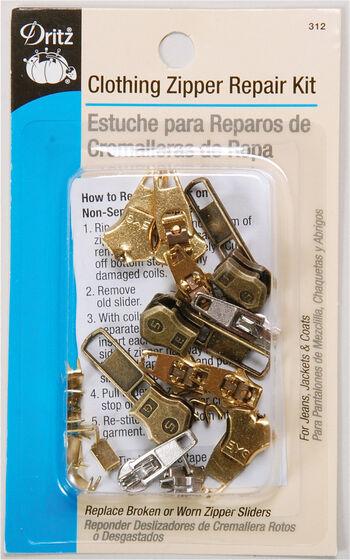 Dritz Clothing Zipper Repair Kit