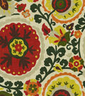 Lightweight Decor Fabric-KAS Cavallo Spice