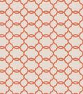 Eaton Square Lightweight Decor Fabric 53\u0022-Shaw/Coral