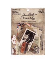 Tim Holtz Idea-ology Pack of 111 Snippets Ephemera Pack, , hi-res