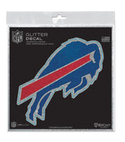 Buffalo Bills Metallic Decal, , hi-res