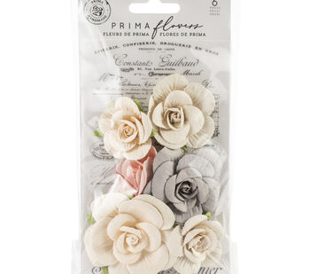 Prima Marketing Mulberry Paper Flowers-Wander/Spring Farmhouse