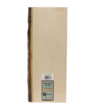 Walnut Hollow 5''x12'' Bark Edge Board