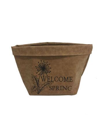 In the Garden Grow Bag-Welcome Spring