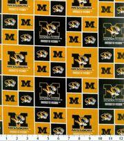 "University of Missouri Tigers Cotton Fabric 43""-Block, , hi-res"