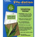 Fun-Dation Transparent  Quilt Block Piecing Material
