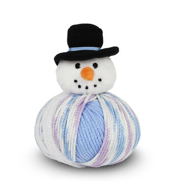 DMC Top This! Yarn-Snowman