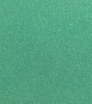 Glitterbug Satin Fabric -Solid Light Blue