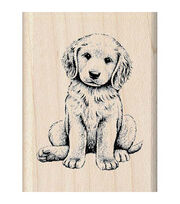 Inkadinkado Baby Retriever Stamp, , hi-res