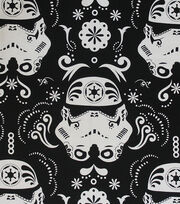 "Star Wars Cotton Fabric 44""-Stromtroopers Sugar Skulls, , hi-res"