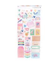 "American Crafts Dear Lizzy 6""x12"" Sticker Sheet, , hi-res"