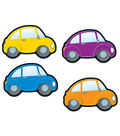 Cars Accents 36/pk, Set Of 6 Packs