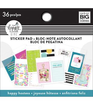 The Happy Planner Girl Tiny Sticker Pad-Happy Hostess
