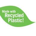FloraCraft Styrofoam Memorial Insert 8\u0022x3\u0022-Green