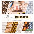Park Lane Paperie 12\u0027\u0027x12\u0027\u0027 Printed Cardstock Collection Pad-Industrial