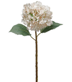 Bloom Room 19'' Real Touch Hydrangea Stem-Pink