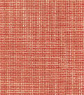 Waverly Upholstery 8x8 Fabric Swatch-Celine/Persimmon